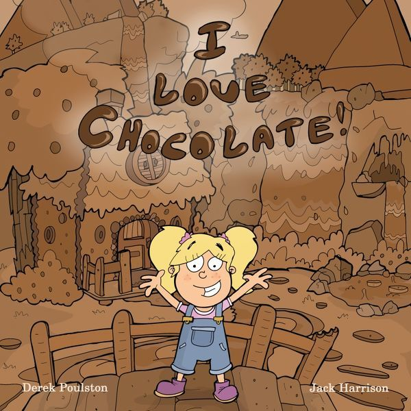 This is an illustrated story for young children following a young girl and her love of chocolate. If you would like more information don't hesitate to contact me